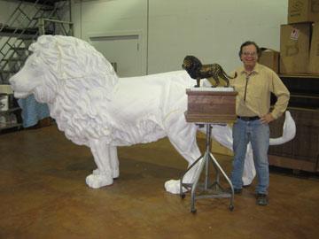 WetPaint-Lion of Judah