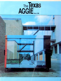 TEXAS AGGIE (March 1980)