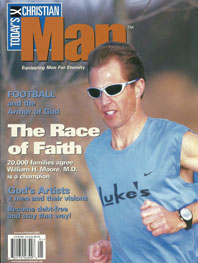 TODAY'S CHRISTIAN MAN (January/February 2002)