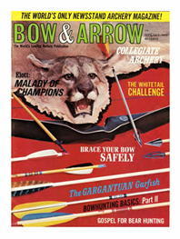 BOW & ARROW (Sept/Oct 1970)