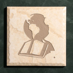"""The Great Commission""® Etched Tile"